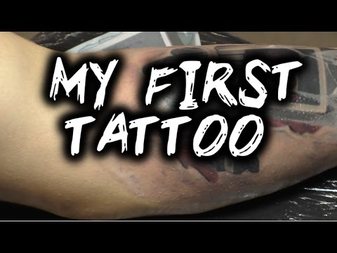 LUIGIKID'S GETTING INKED! - MY FIRST TATTOO! [VLOG]