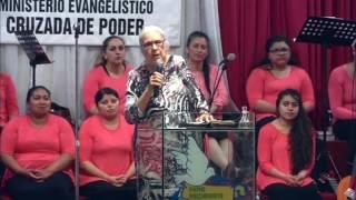 HERMANA YEYA AVILA PREDICA  EMOCIONANTE MENSAJE 08 11 2016