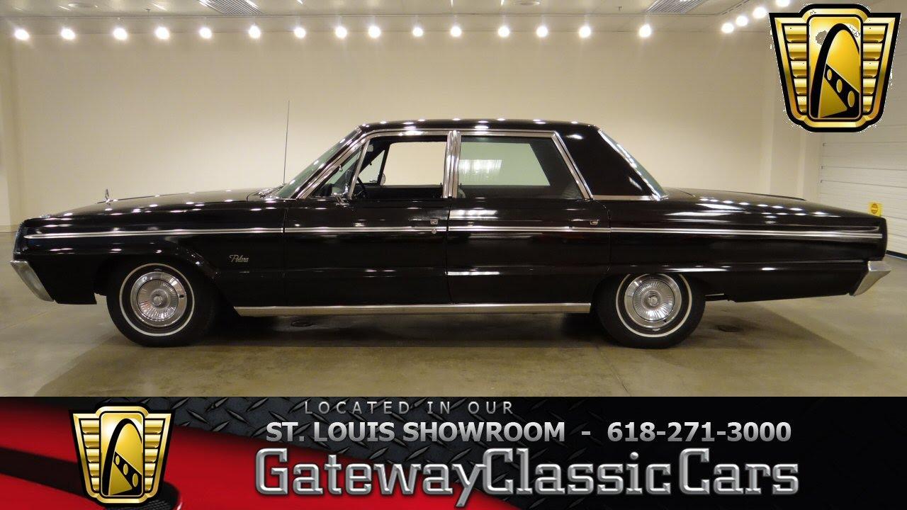 1966 Dodge Polara Gateway Classic Cars St Louis 6258