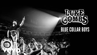 Luke Combs - Blue Collar Boys (Audio)