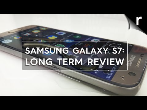 Samsung Galaxy S7 Long-Term Re-Review