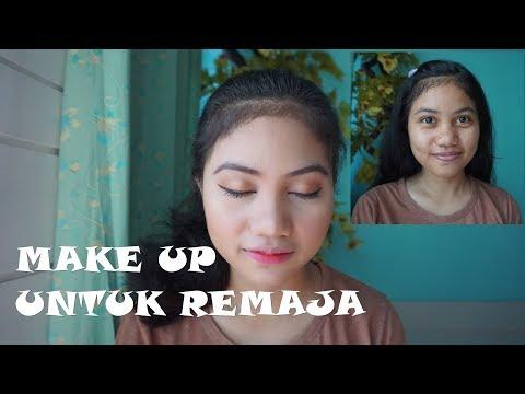 make-up-untuk-remaja-|-dandan-untuk-ke-pesta-atau-jalan---jalan-simpel-|-adhe-chaisya