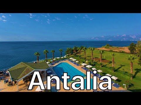 Из Египта в Турцию Анталия отель Club Hotel Falcon 4*  отдых в турции 2019 влог