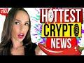 CRYPTO NEWS: BITCOIN 13410 $ BULLISH, CELSIUS 20$, Brave ...