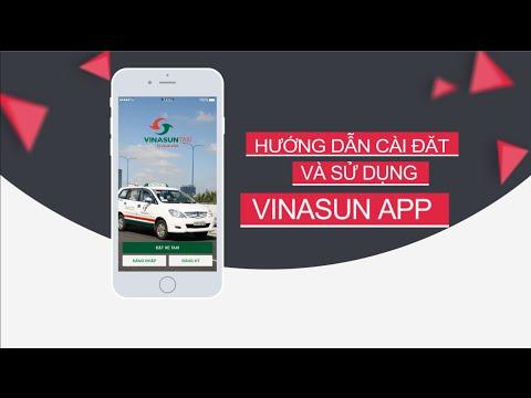 Vinasun App - Hướng dẫn cài đặt và sử dụng