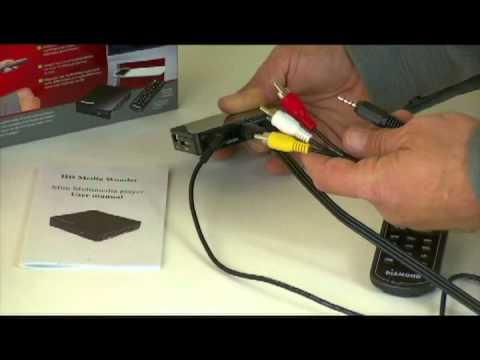 DIAMOND HD Media Wonder Mini Media Player | MP700