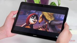 #مراجعة جهاز تابلت Huawei MediaPad T3 Review - T3