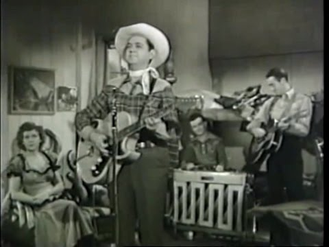 Merle Travis Speedy West Judy Hayden 3 songs 1951