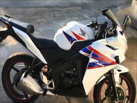 honda cbr 125 r 2012 youtube. Black Bedroom Furniture Sets. Home Design Ideas