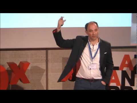 Co-creating without fears: Sebastian Cavanagh at TEDxPlazaSantaBarbara