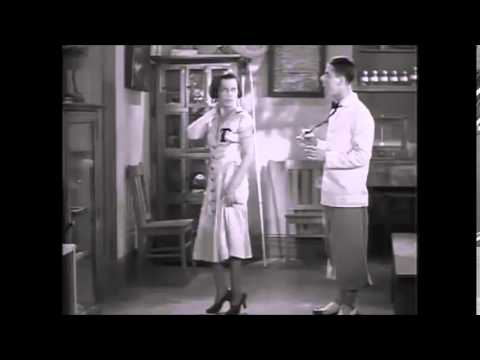 Thelma Hill Has FLEAS In Her Dress (Hal Roach Comedy)