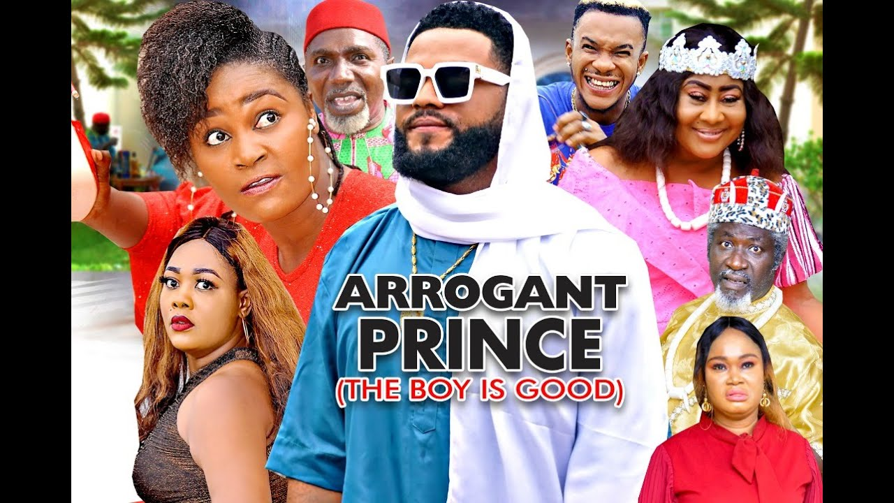 ARROGANT PRINCE SEASON 3 - (New Movie) CHIZZY ALICHI   2020 Latest Nigerian Nollywood Movie