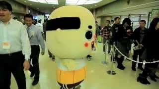 尼崎のハイテンション ご当地キャラ「ちっちゃいおっさん」 http://co3....