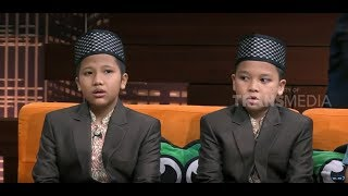 Download Video Dua Hafiz Cilik Penghafal Al Quran Kurang Dari 9 Bulan | HITAM PUTIH (20/11/18) Part 1 MP3 3GP MP4