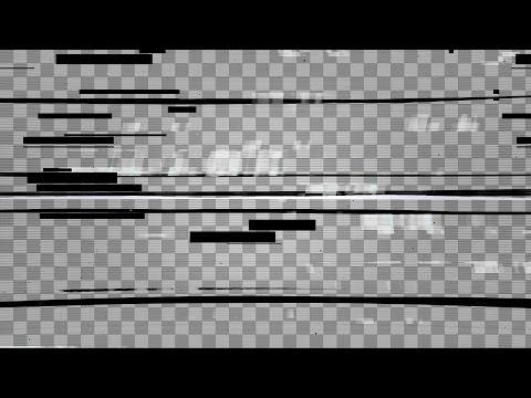 Digital TV Signal Distorted Noise & Glitch Overlay - YouTube