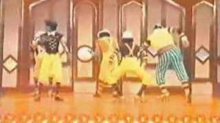 "the jackson 5 dancing machine ""robot"""