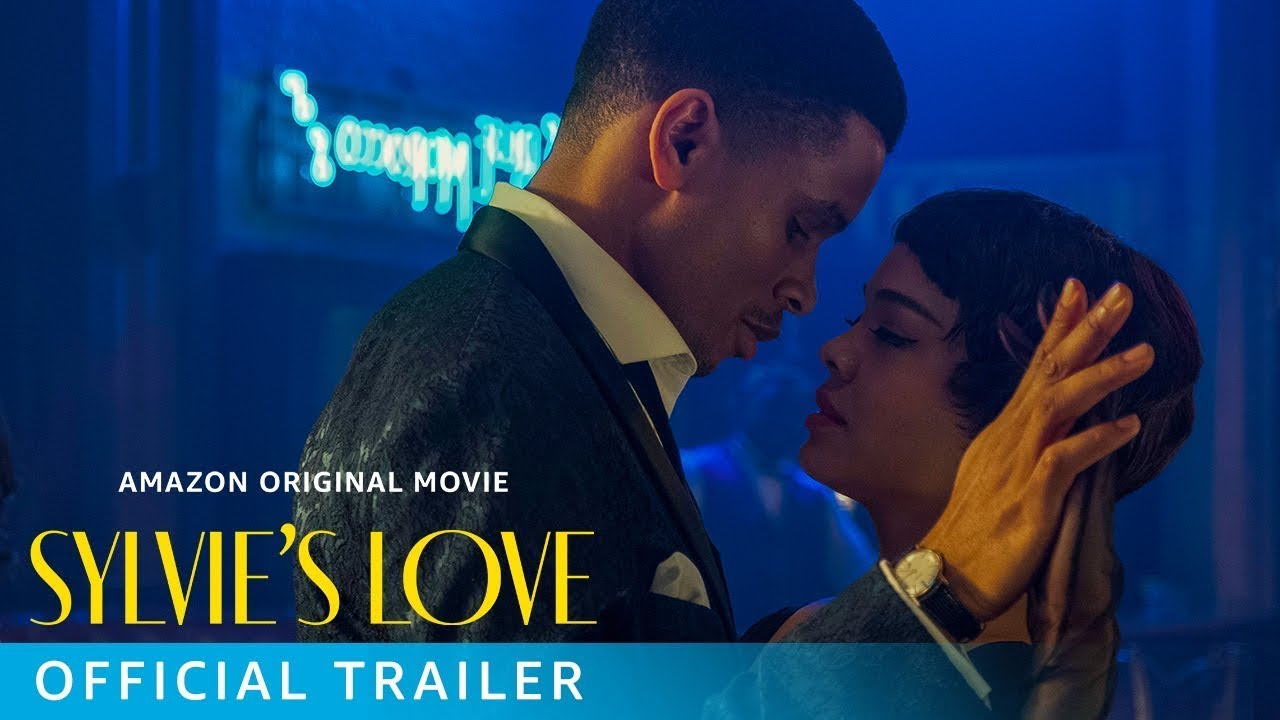 Tessa Thompson in Sylvie's Love trailer voor Amazon Prime Video