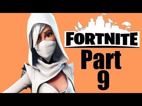 Fortnite Walkthrough Gameplay Part 9