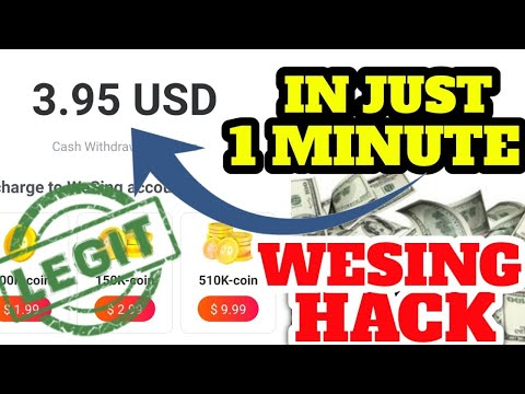 HOW I GET UNLIMITED DOLLAR IN WESING WITHOUT INVITING AND SINGING | NOT CLICKBAIT FOLLOW MY TRICK