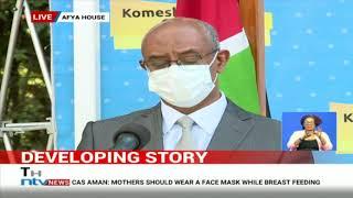 Kenya records 538 new Covid-19 cases