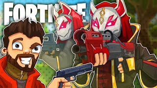 Who Let Dillon Francis Drive?! - Fortnite Battle Royale!