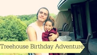 Treehouse Birthday Adventure