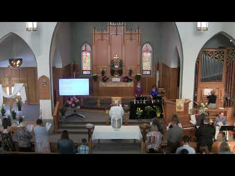 Zion Lutheran, Easter Sunday Service, April 4th, 2021