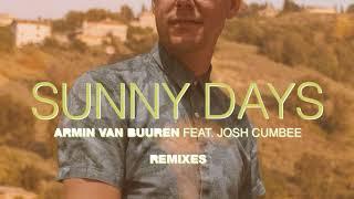 Скачать Armin Van Buuren Feat Josh Cumbee Sunny Days Mike Hawkins Remix Official Audio