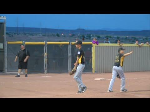Albuquerque's Eastdale bests Carlsbad Shorthorn Little League 5-0