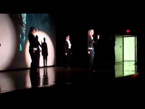 Men In Black Dance Cavazos Middle School