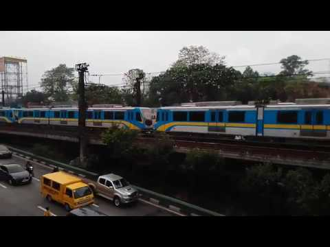 METRO RAIL TRANSIT LINE 3 - CNR Dalian Locomotive Corporation and Rolling Stock Companies