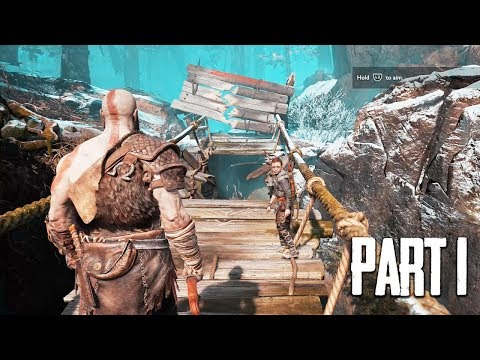 THE FIRST 30 MINUTES OF GAMEPLAY - God of War Part 1