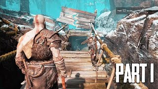FIRST 30 MINUTES OF GAMEPLAY - God of War Part 1