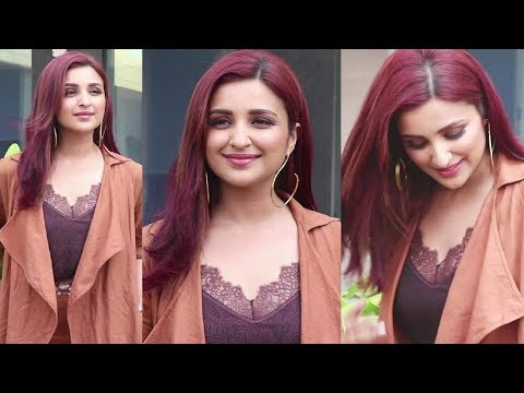 Parineeti Chopra Looks So Beautiful In Red Hair | Namastey England Promotion Mp3