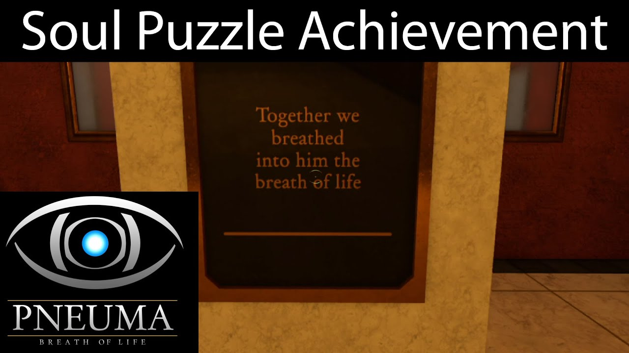 Pneuma Breath Of Life Spirit Puzzle