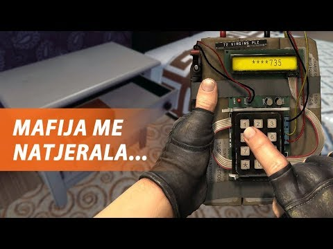 POSTAVIO SAM IM BOMBU U KUĆU - Thief Simulator (EP12)