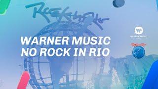 Baixar Warner Music Brasil no Rock in Rio 2019 (Videocase)