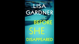 BEFORE SHE DISAPPEARED Cover Animation