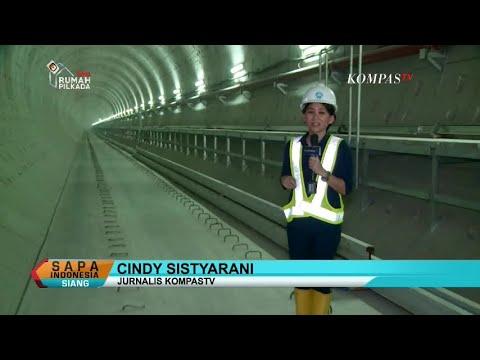 Sudah Sejauh Mana Perkembangan Proyek MRT di Jakarta?