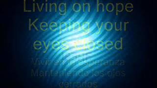 Say it - Evans Blue Subtitulado (ingles/español)