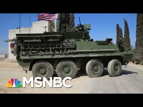 What Withdrawing U.S. Troops From Syria Means For U.S. Strategy | Velshi & Ruhle | MSNBC