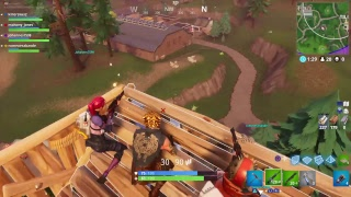 Fortnite new skin + new hang glider + new dance