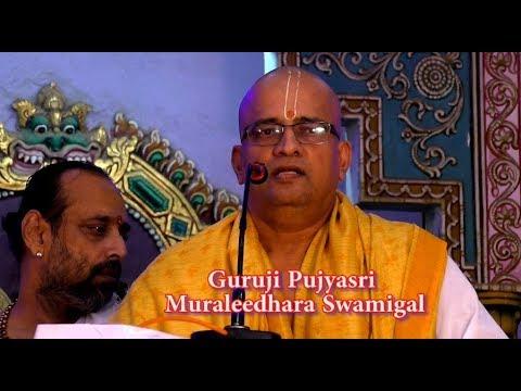 Guruji Pujyasri Muralidhara Swamigal | Kanchi Mahaswamigal Sharadhanjali