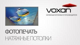 Натяжные потолки VOXAN / Киев - фотопечать на натяжных потолках(, 2015-04-02T13:10:21.000Z)