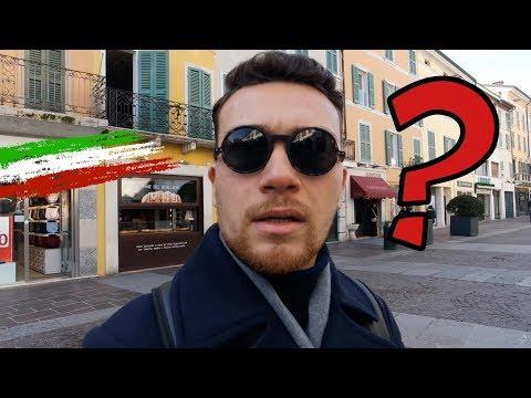 İtalya'da Tatlı Bir Hayat Var Mı?