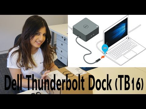 Dell Thunderbolt Dock TB16 (4K) - Unboxing and Features Overview