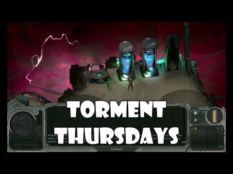 Torment Thursday - Resonance Chamber - Torment: Tides of Numenera Beta