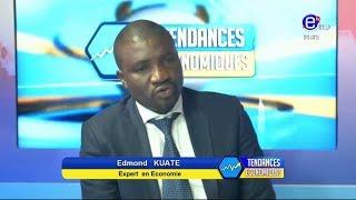TENDANCE ÉCONOMIQUE (INVITÉ:Edmond KUATE) DU VENDREDI 16 AOUT 2019 - ÉQUINOXE TV