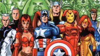 Top 10 Members of the Avengers thumbnail