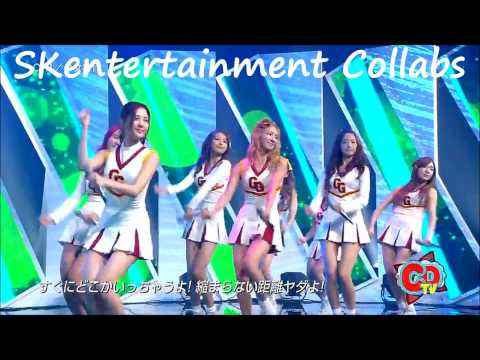 [SKEntertainment Collabs ] Oh! - SNSD (Japanese Ver.)
